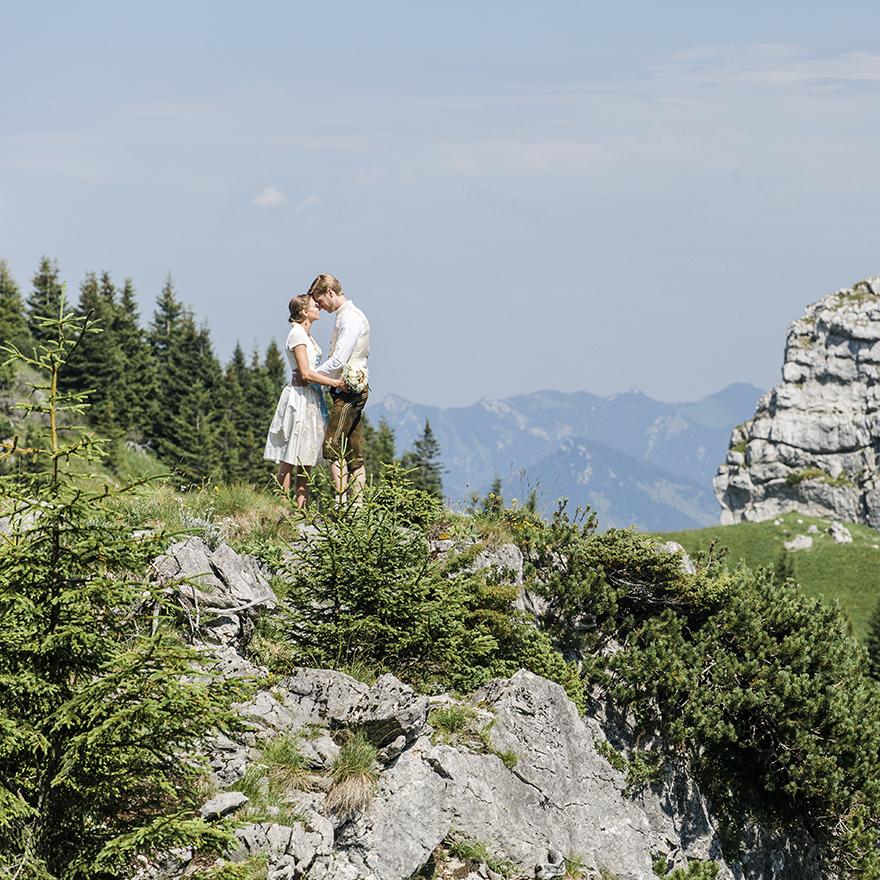 Heiraten am Wendelstein